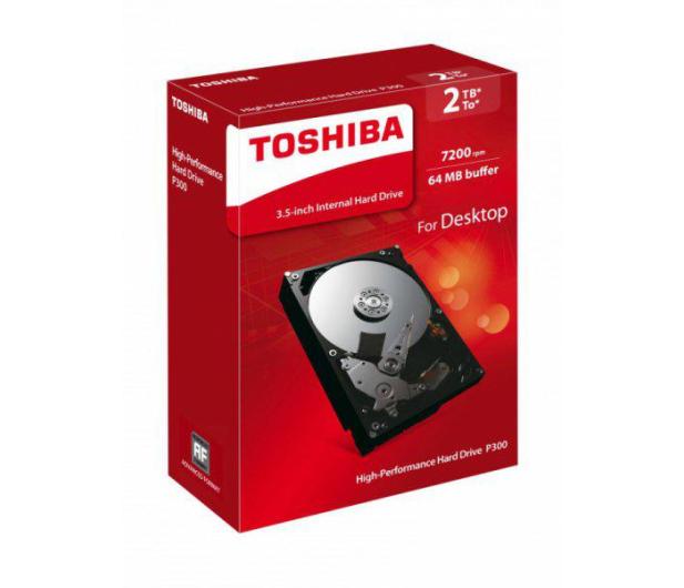 Toshiba P300 2TB 7200obr. 64MB  - 256543 - zdjęcie 3