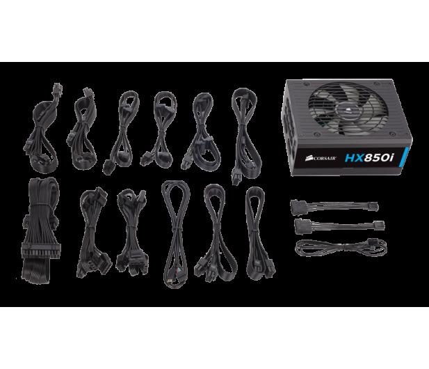 Corsair HX850i 850W 80 Plus Platinum - 204389 - zdjęcie 5