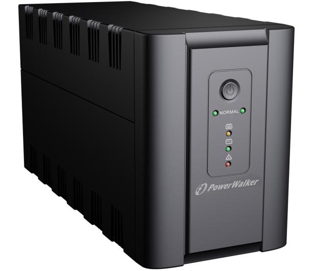Power Walker VI 1200 (1200VA/600W, 2xPL/IEC, USB, AVR) - 176816 - zdjęcie
