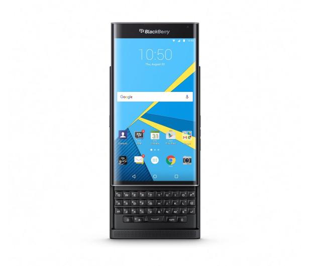 BlackBerry Priv czarny - 267278 - zdjęcie 3