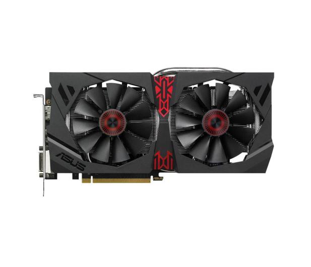 ASUS Radeon R9 380 2048MB 256bit DirectCu II Strix OC - 244752 - zdjęcie 3
