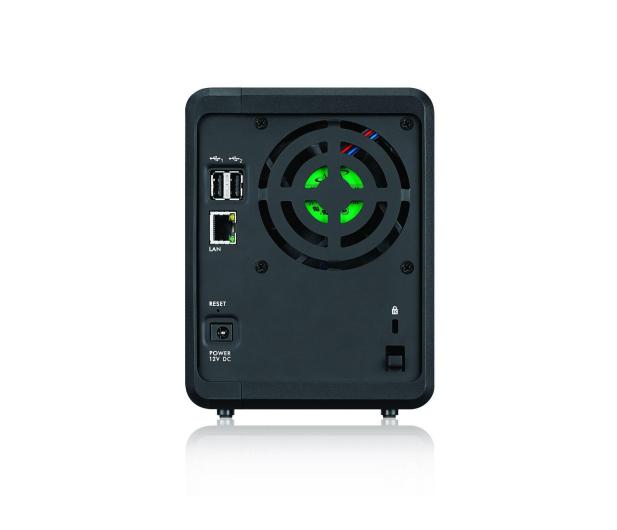 Zyxel NSA320S (2xHDD, 1GHz, 256MB, 3xUSB, 1xLAN) - 263729 - zdjęcie 5