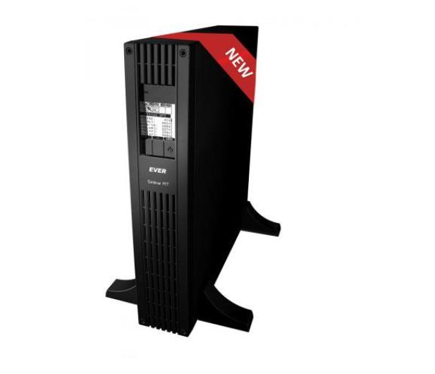 Ever SINLINE RT 1200 (1200VA/850W, 2xPL, 3xIEC, AVR) - 267890 - zdjęcie 2