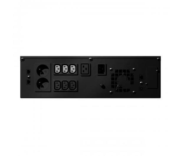 Ever SINLINE RT XL 1250 (1250VA/1250W, 2xPL/6xIEC, AVR) - 267896 - zdjęcie 3
