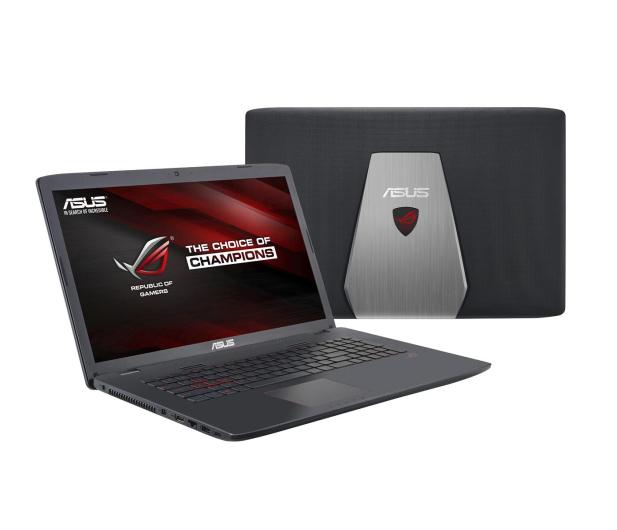 ASUS GL752VW-T4053D i7-6700HQ/8GB/1TB/DVD GTX960 - 270679 - zdjęcie