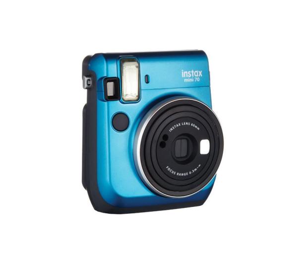 Fujifilm Instax Mini 70 niebieski - 269408 - zdjęcie 2
