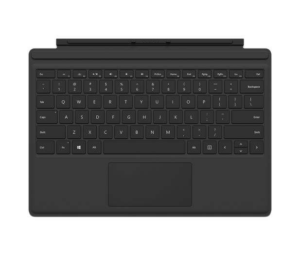 Microsoft Klawiatura Type Cover do Surface Pro Czarna - 270997 - zdjęcie