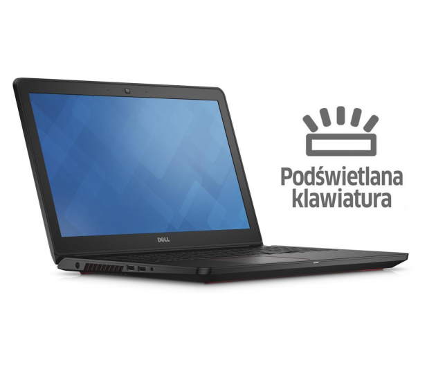 Dell Inspiron 7559 i7-6700HQ/8GB/1000 FHD GTX960 - 263187 - zdjęcie 2