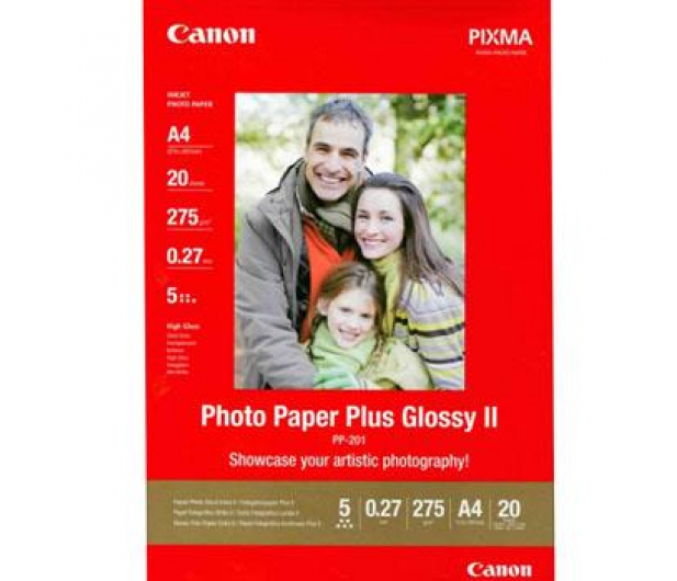 Canon Papier fotograficzny PP-201 (A4, 275g) 20szt. - 44688 - zdjęcie