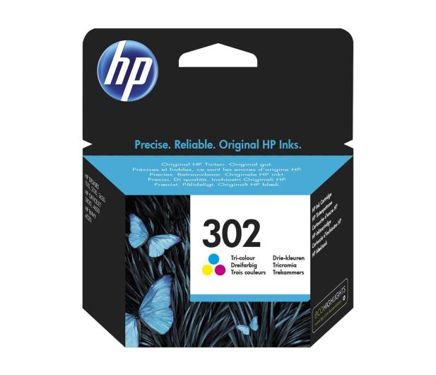 HP 302 CMY color 165str. - 272337 - zdjęcie
