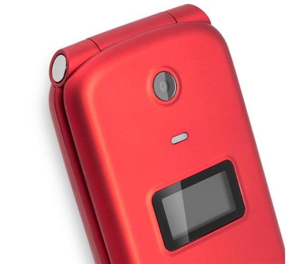 myPhone Metro 2G czerwony - 271053 - zdjęcie 4
