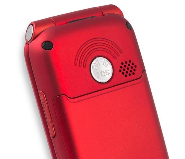 myPhone Metro 2G czerwony - 271053 - zdjęcie 5