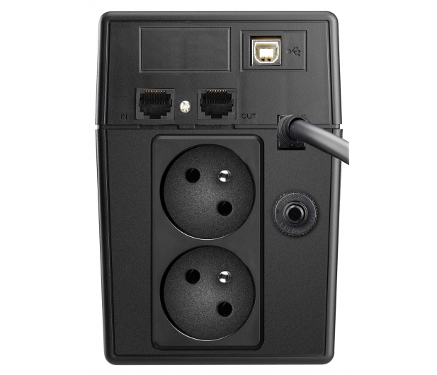 Power Walker VI 800 SW/FR (800VA/480W, 2xPL, USB, LCD, AVR) - 214134 - zdjęcie 4