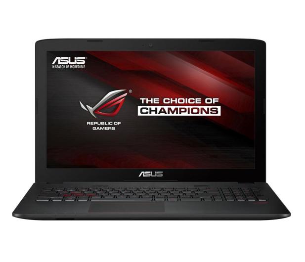 ASUS GL552VW-DM351D-16 i7-6700HQ/16GB/500+1TB GTX960  - 281103 - zdjęcie 3