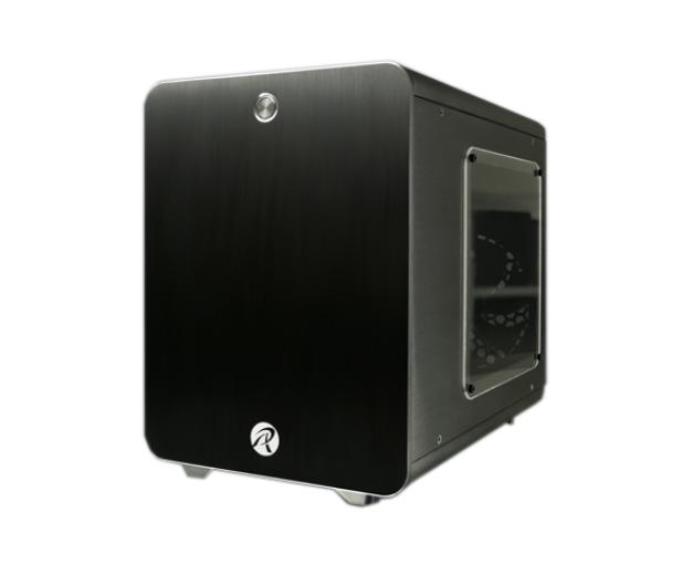 Raijintek METIS Mini-ITX czarna z oknem - 266457 - zdjęcie