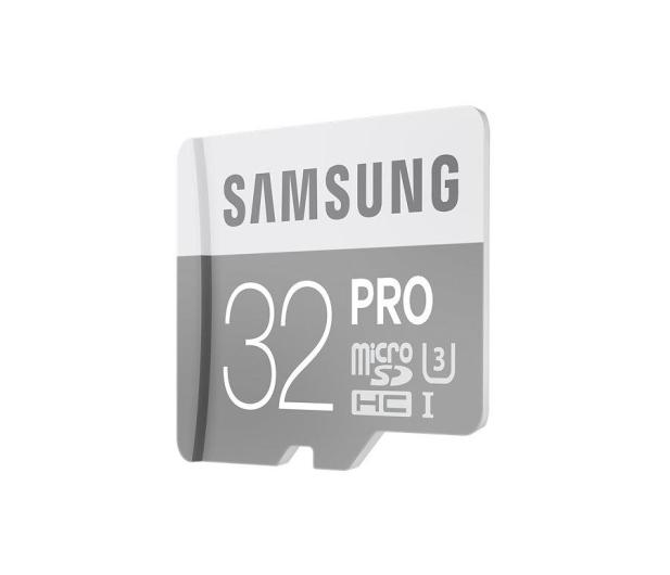 Samsung 32GB microSDHC Pro zapis 80MB/s odczyt 90MB/s  - 268168 - zdjęcie 4