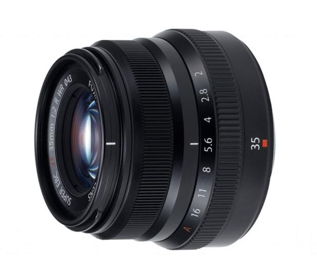 Fujifilm XF 35mm f/2.0 R WR  - 272730 - zdjęcie