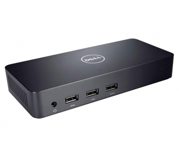 Dell D3100 adapter USB 3.0 HDMI/Ethernet/USB - 276588 - zdjęcie 1