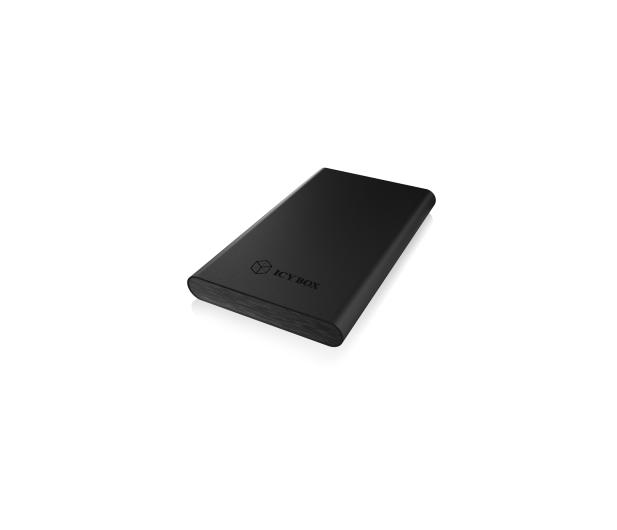 ICY BOX Obudowa do dysku IB-268U3-B USB 3.0 czarna - 276989 - zdjęcie