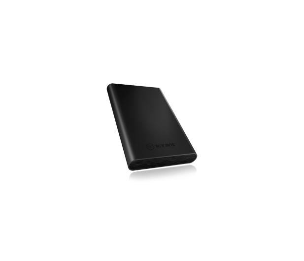 ICY BOX Obudowa do dysku IB-268U3-B USB 3.0 czarna - 276989 - zdjęcie 3
