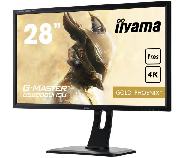 iiyama G-Master GB2888UHSU Gold Phoenix - 277343 - zdjęcie 3
