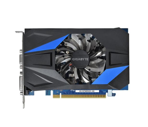 Gigabyte GeForce GT730 1024MB 64bit OC - 277405 - zdjęcie 3