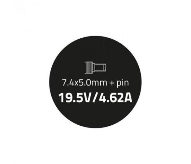 Qoltec Dedykowany do Dell 90W 19.5V 4.62A 7.4*5.0 - 277745 - zdjęcie 3