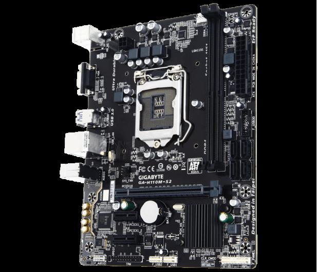 Gigabyte GA-H110M-S2 (PCI-E DDR4) - 277160 - zdjęcie 2