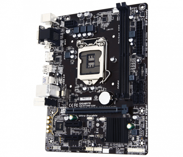 Gigabyte GA-H110M-S2H (PCI-E DDR4) - 270030 - zdjęcie 2