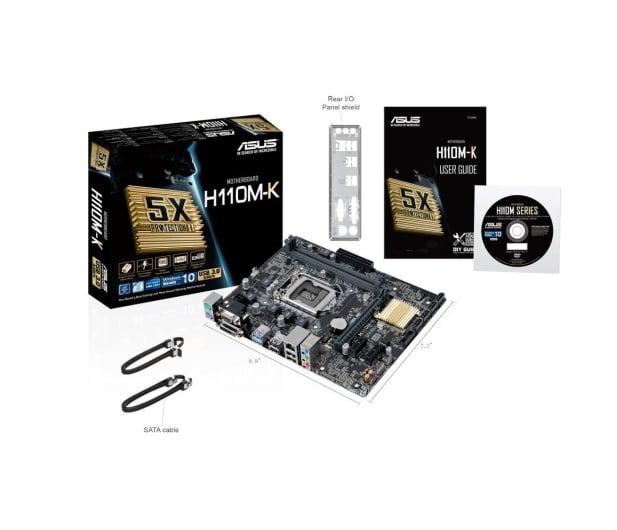 Intel i5-6400 + ASUS H110M-K + Kingston 8GB 2133MHz   - 309174 - zdjęcie 8