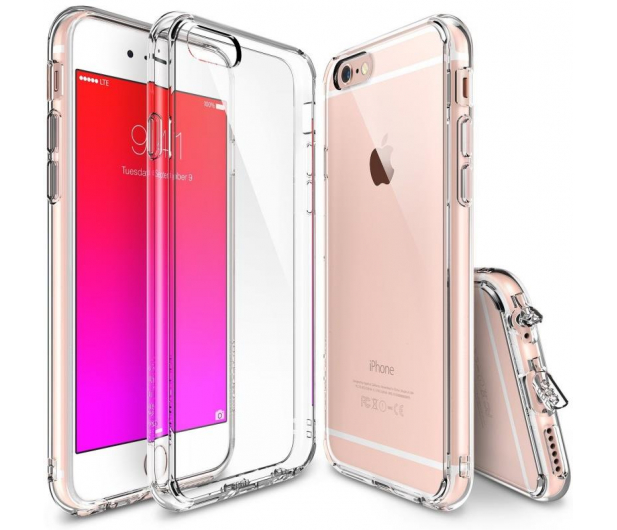Ringke Air do iPhone 6/6s Crystal View - 274818 - zdjęcie