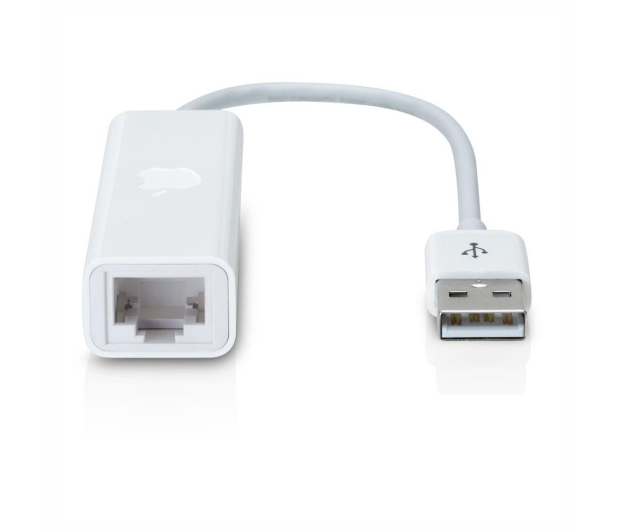 Apple Adapter USB 2.0 - Ethernet MacBook Air - 275686 - zdjęcie 3