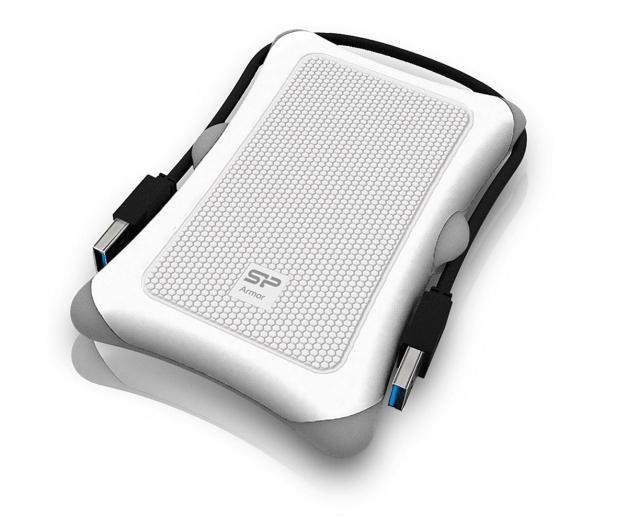 Silicon Power 1TB Armor A30 biały USB 3.0 - 220507 - zdjęcie 3