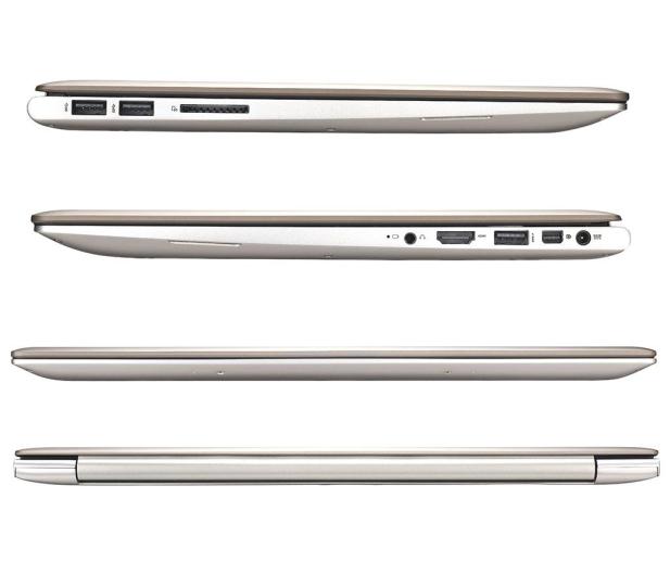 ASUS Zenbook UX303LN i5-5200U/8GB/256+750 GT840  - 221223 - zdjęcie 4