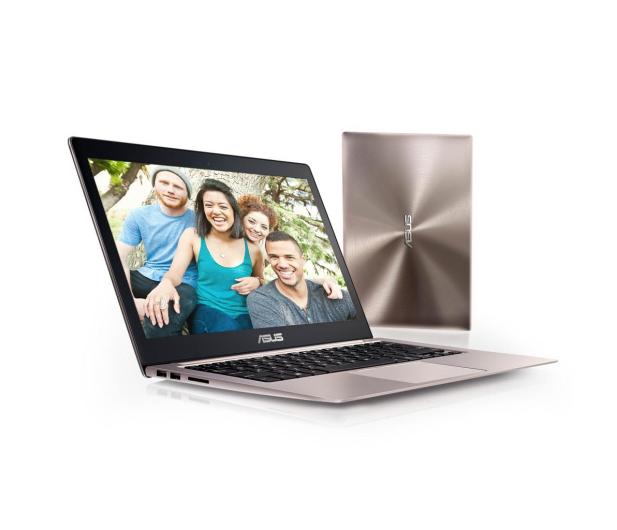 ASUS Zenbook UX303LN i5-5200U/8GB/256+750 GT840  - 221223 - zdjęcie