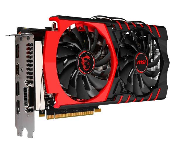 MSI GeForce GTX960 2048MB 128bit GAMING 2G - 221837 - zdjęcie 5