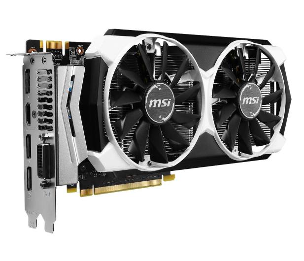 MSI GeForce GTX960 2048MB 128bit OC (Armor 2X) - 221841 - zdjęcie 5