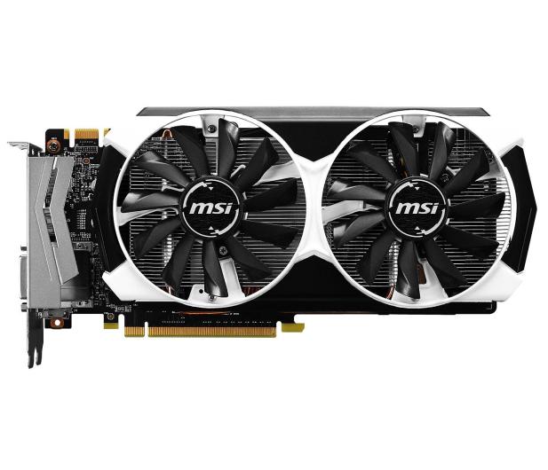 MSI GeForce GTX960 2048MB 128bit OC (Armor 2X) - 221841 - zdjęcie 3