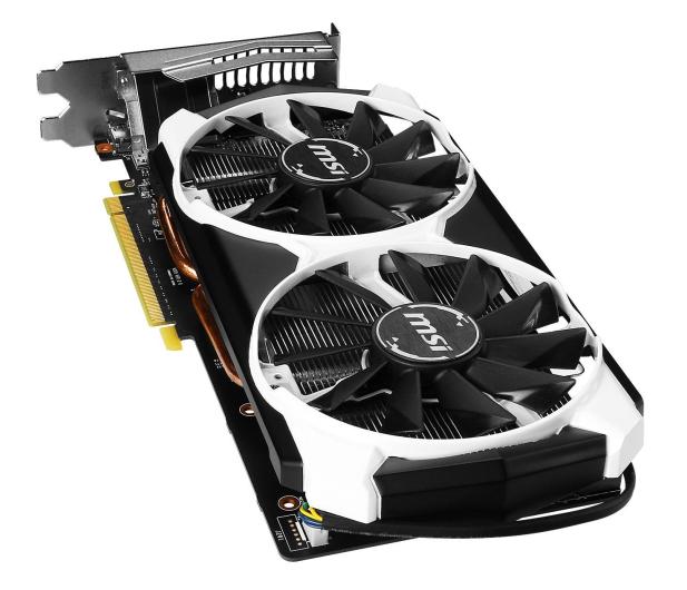 MSI GeForce GTX960 2048MB 128bit OC (Armor 2X) - 221841 - zdjęcie 6