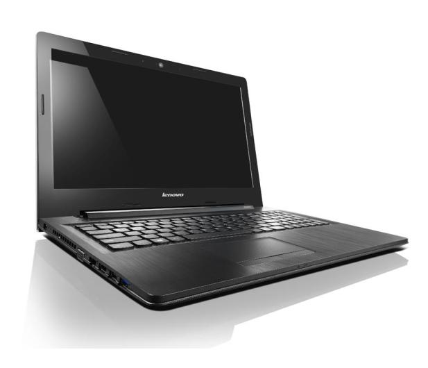 Lenovo G50-80 i5-5200U/8GB/500/Win8X srebrny  - 255947 - zdjęcie