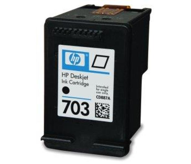HP 703 CD887AE black 4ml - 43174 - zdjęcie 2