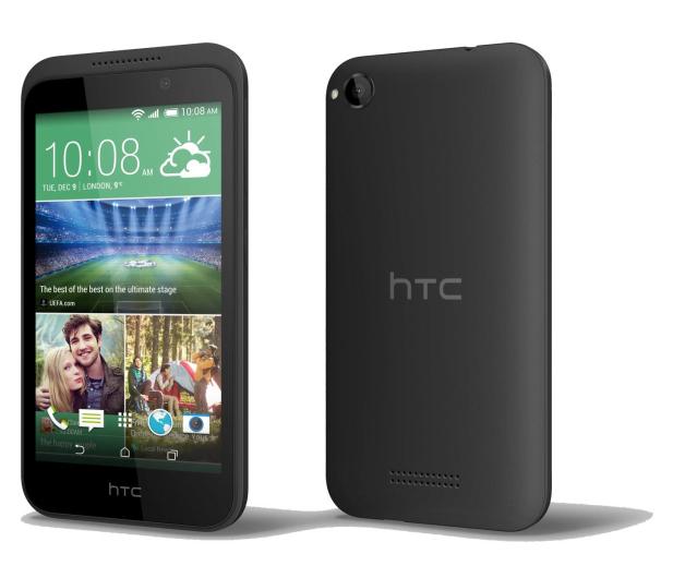 HTC Desire 320 szary - 222256 - zdjęcie 2