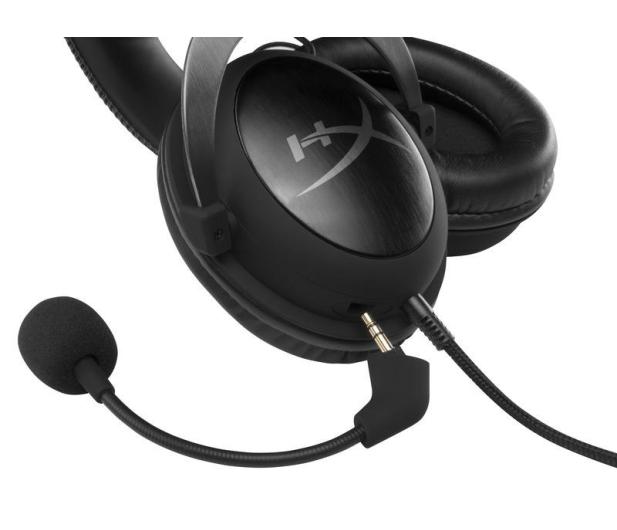 HyperX Cloud II Headset (stalowoszare) - 222524 - zdjęcie 5