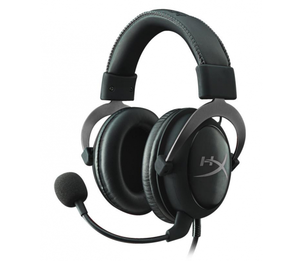HyperX Cloud II Headset (stalowoszare) - 222524 - zdjęcie