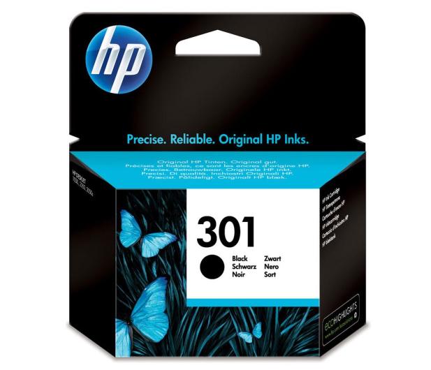 HP 301 black 190str. - 59157 - zdjęcie