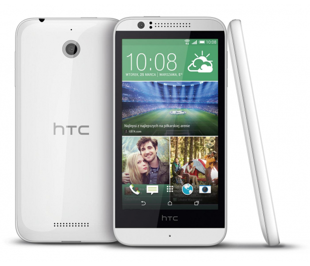 HTC Desire 510 biały LTE - 208378 - zdjęcie 2