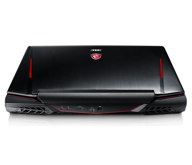 MSI GT80 Titan SLI i7-4980HQ/32GB/1TB+1TB/Win8 GTX980M - 224681 - zdjęcie 10