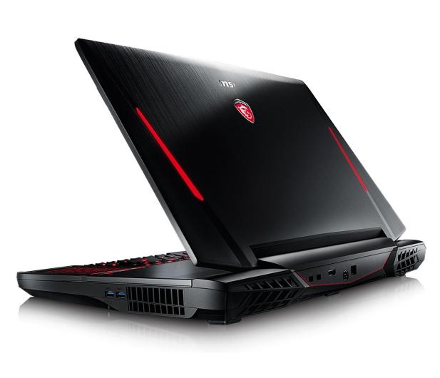MSI GT80 Titan SLI i7-4980HQ/32GB/1TB+1TB/Win8 GTX980M - 224681 - zdjęcie 14