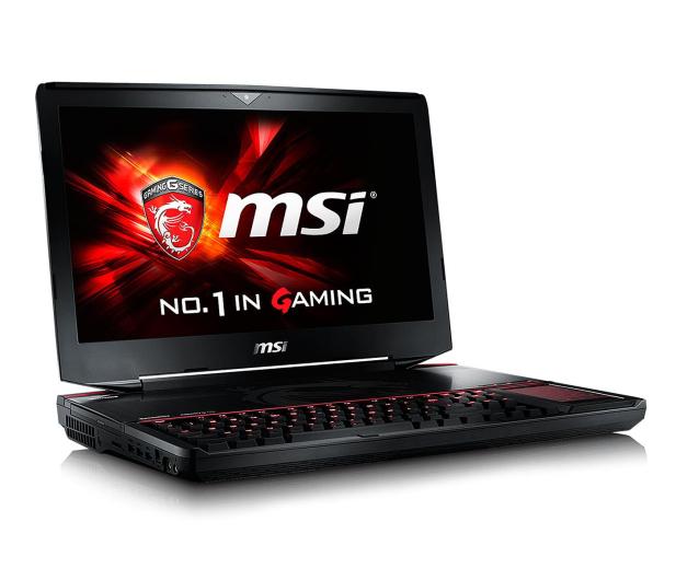 MSI GT80 Titan SLI i7-4980HQ/32GB/1TB+1TB/Win8 GTX980M - 224681 - zdjęcie 4