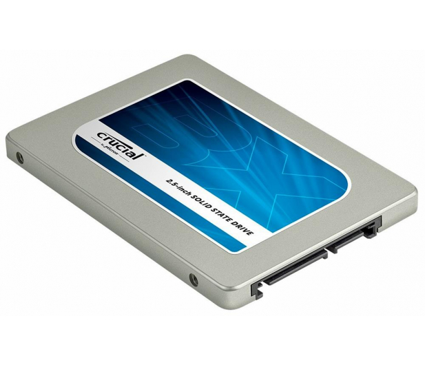 Crucial 250GB 2,5'' SATA SSD BX100 7mm - 223285 - zdjęcie